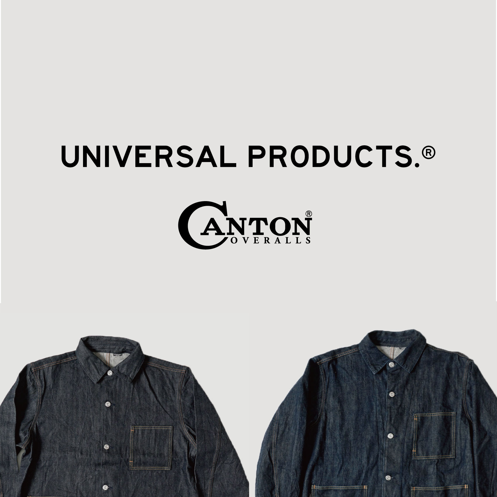 CANTON DENIM XX